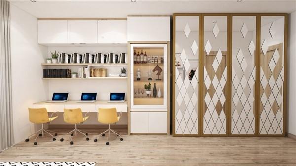 Điều gì khiến thiết kế của nội thất thông minh ngày càng phổ biến