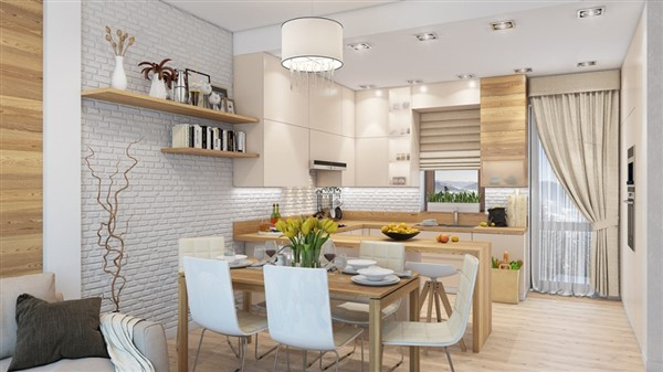 Điều gì khiến thiết kế của nội thất thông minh ngày càng phổ biến p2