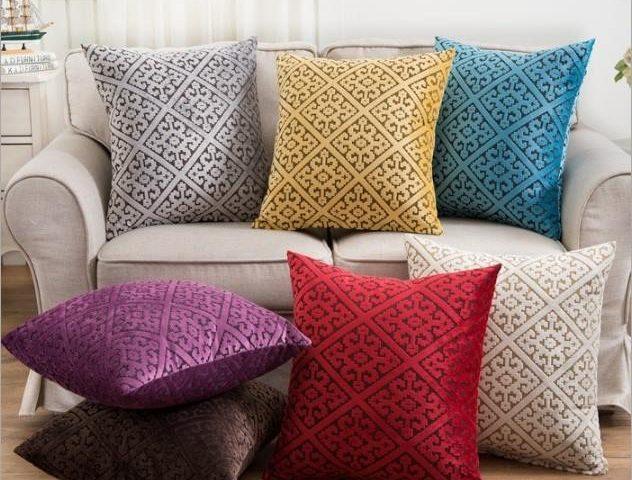 Mua gối tựa lưng ghế sofa đẹp hiện đại ở đâu chất lượng?