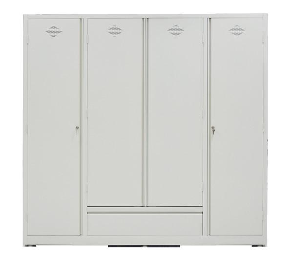 Những ưu điểm nổi bật của tủ sắt đựng quần áo